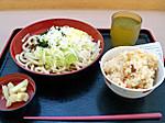 Hiyashi_udon_set