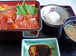 Hachimantai_salmon_dukushi_bentou