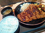 Nasudori_no_chickenkatu_teisyoku