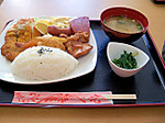 Kame_lunch